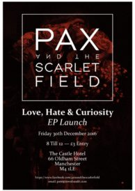 EP LAUNCH POSTER